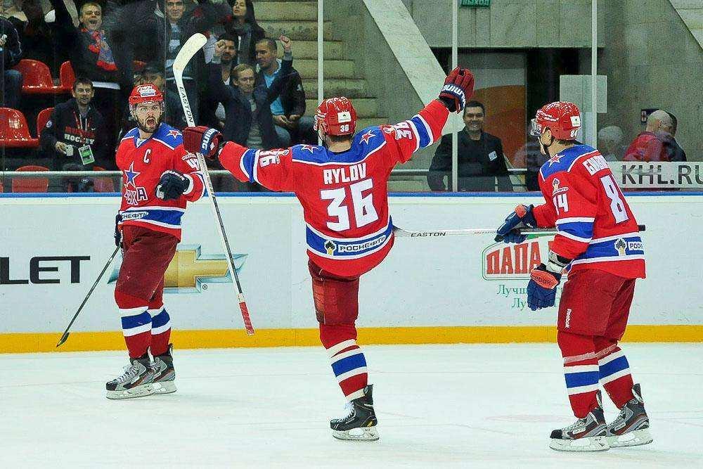 Львы из Праги не покорили ЦСКА