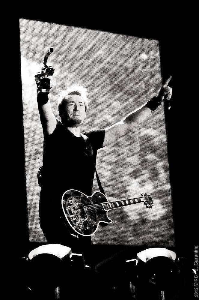 концерт Nickelback в Москве