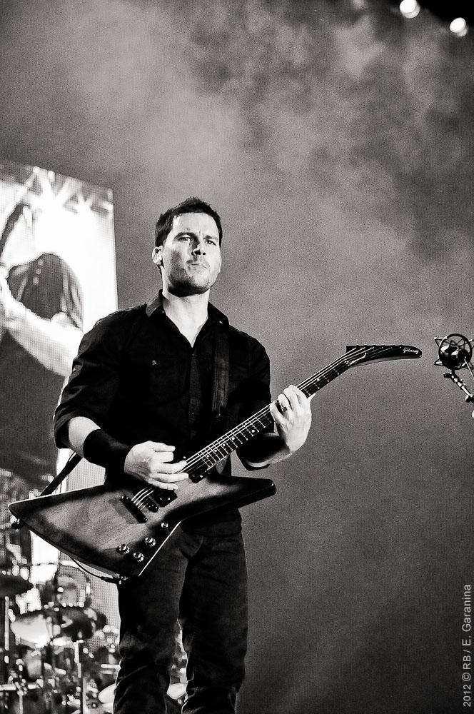 концерт Nickelback в России
