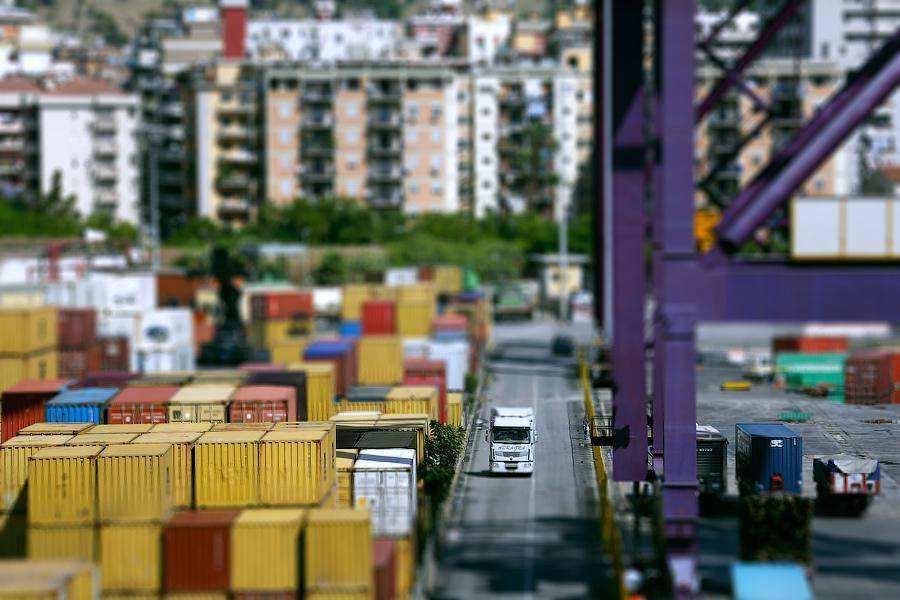 порт в Палермо