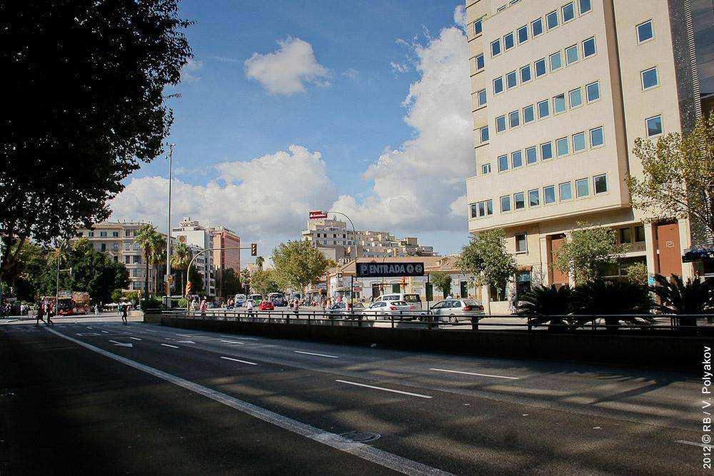 Пальма-да-Майорка