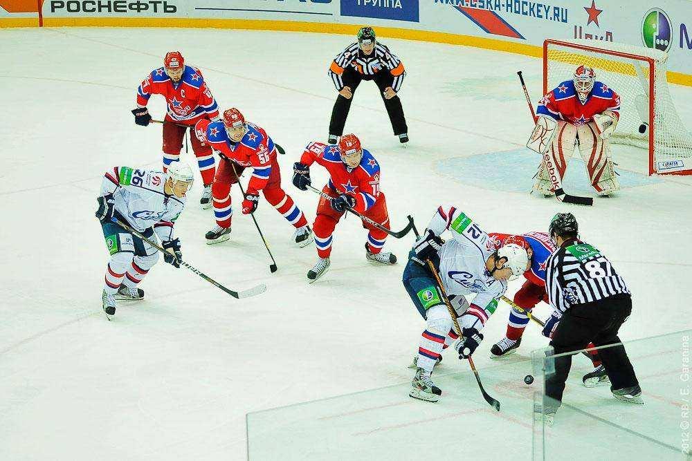 Сибирь - ЦСКА