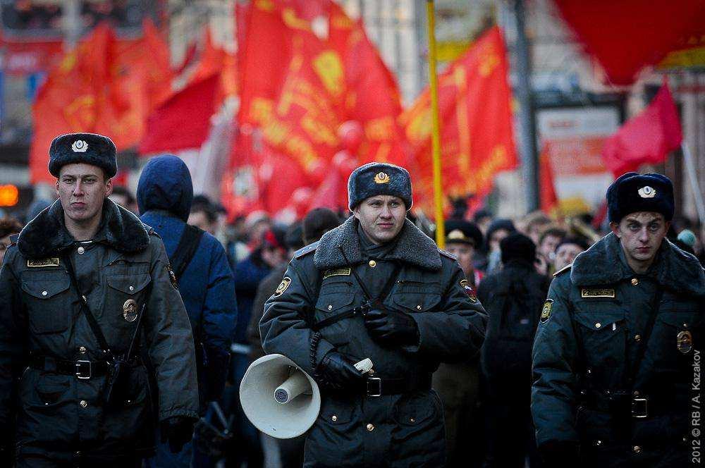 девяносто пятилетие Октябрьской революции