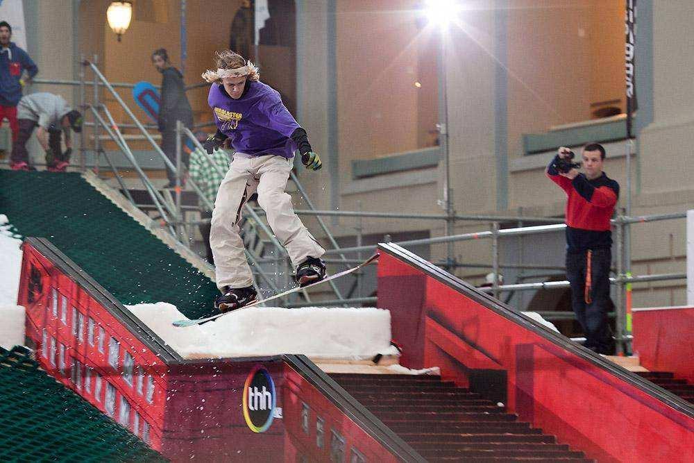 19-й лыжный салон