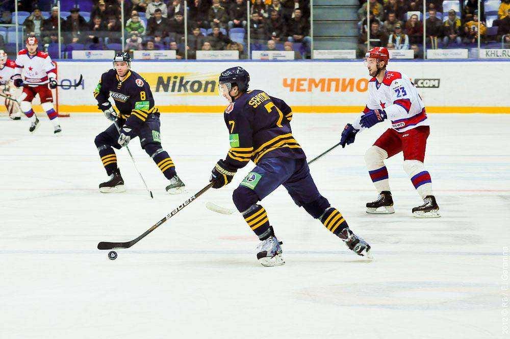 КХЛ, ЦСКА - Атлант