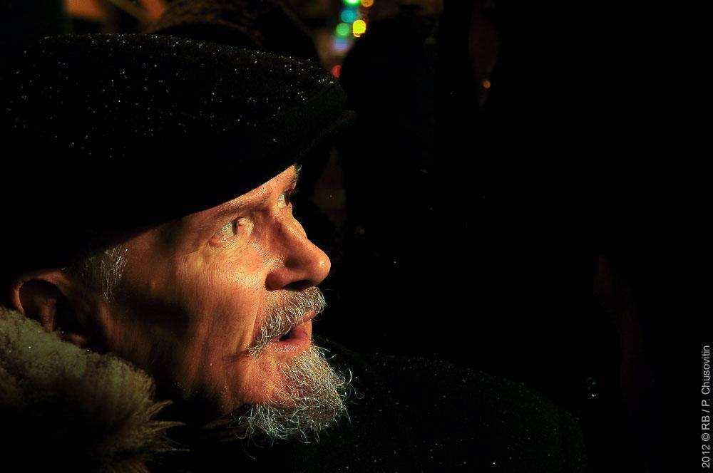 Эдуард лимонов на акции «Стратегия 31»