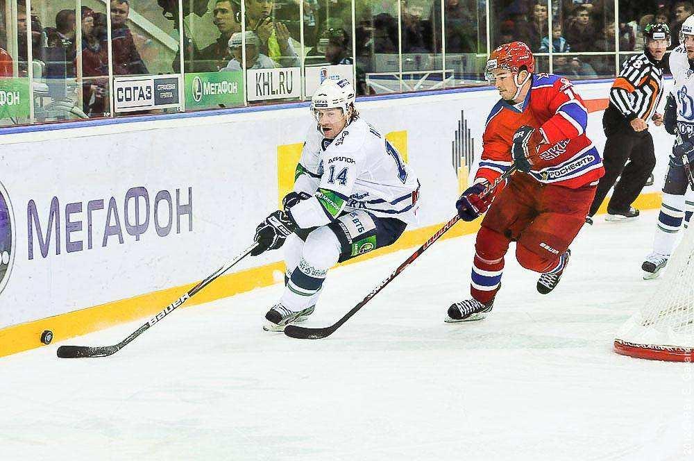 Динамо МСК разгромил ЦСКА