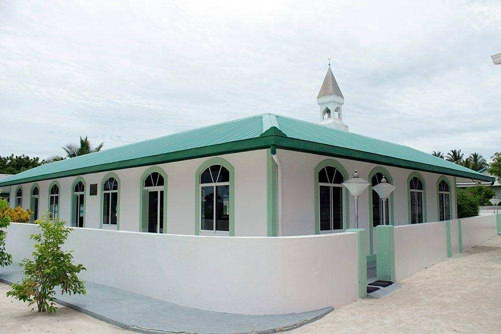 Мальдивская Республика - остров Маафуши