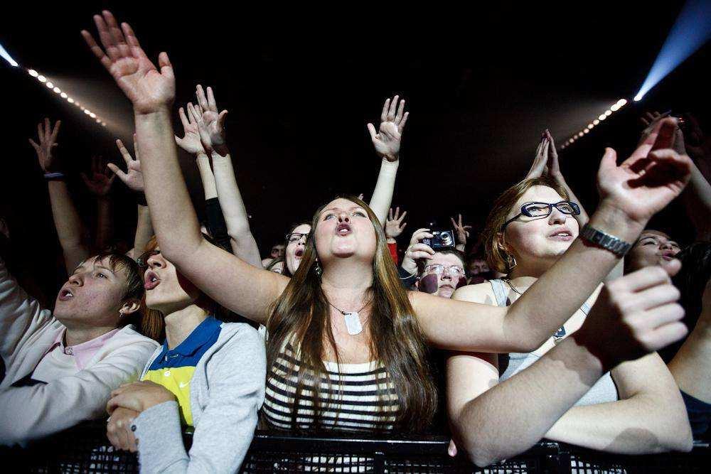 Ночные снайперы выступили в Stadium-Live