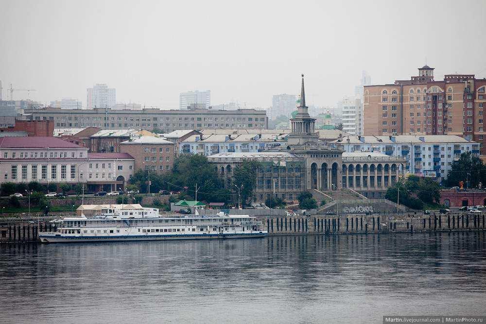Автостопом до Байкала: Новосибирск — Иркутск