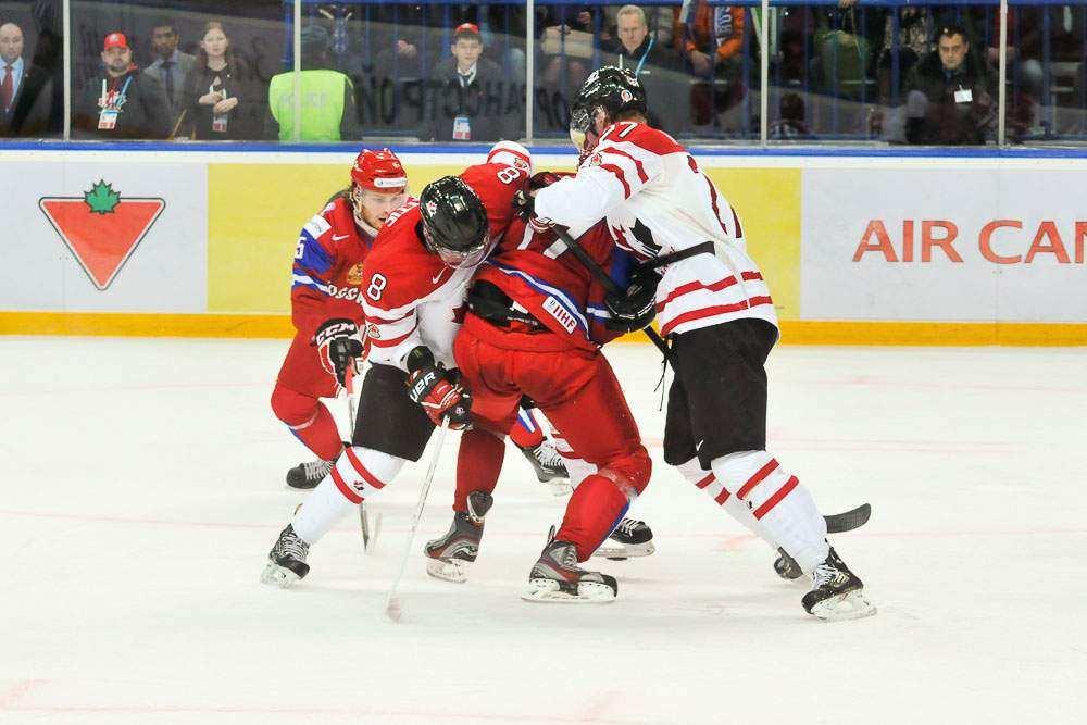 В Уфе завершился молодежный Чемпионат мира по хоккею