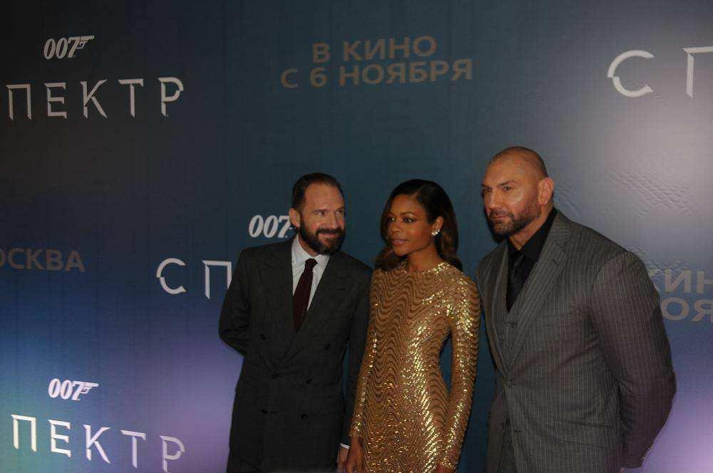007. Спектр в Москве