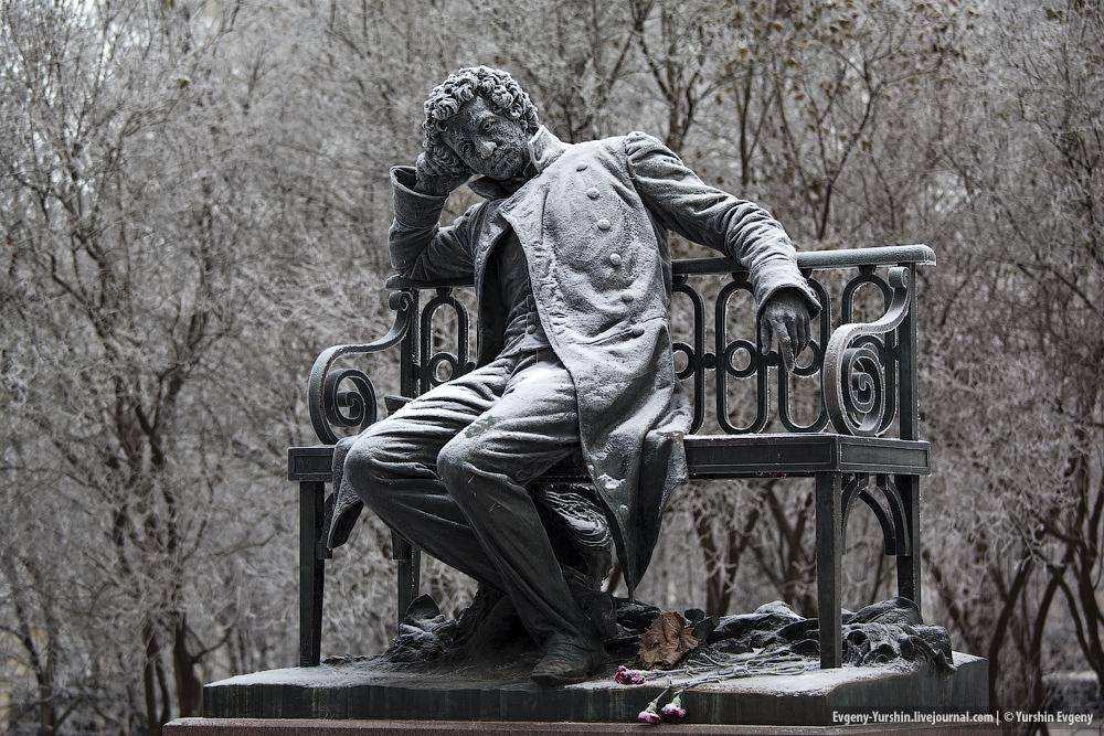 10 февраля отмечается 178-летие со дня гибели поэта А. С. Пушкина