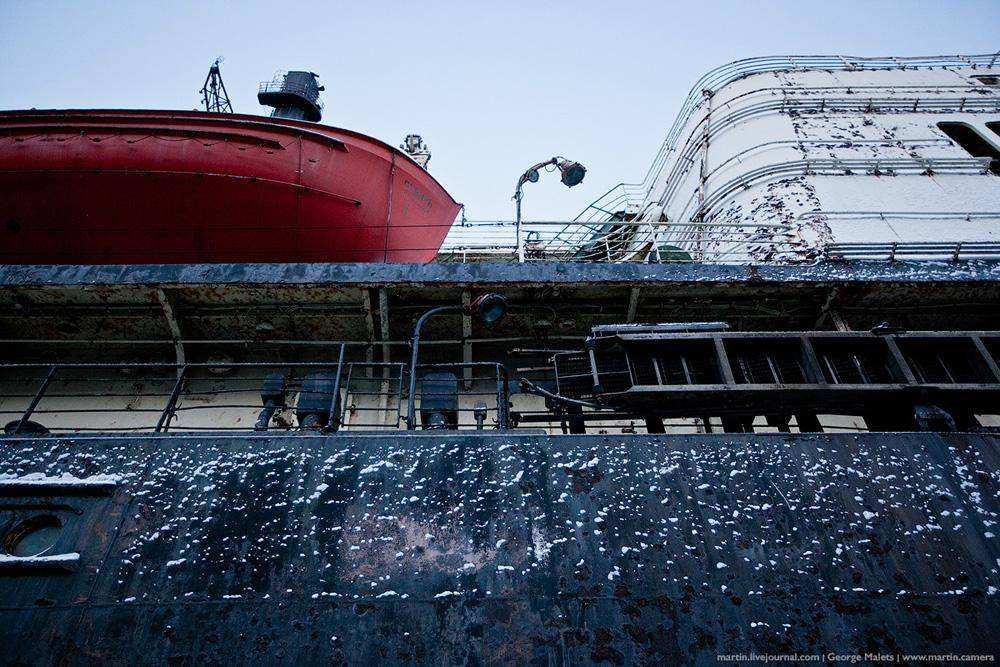 Атомный ледокольный флот