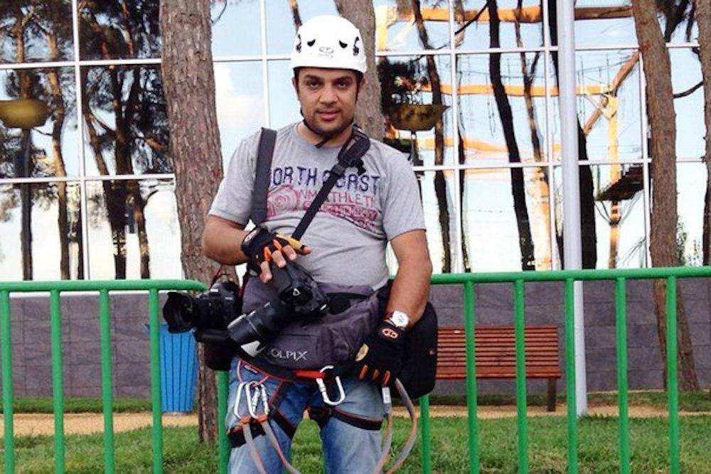 Бакинский фотограф