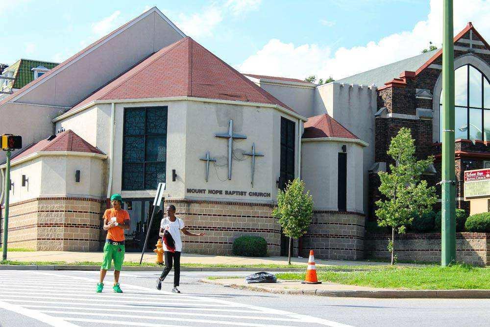 Церковь баптистов