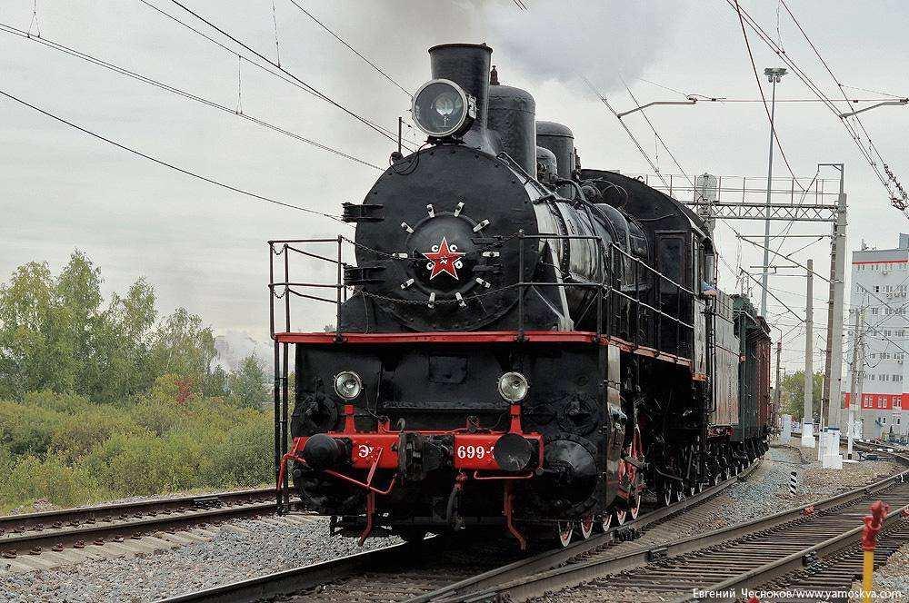 EXPO 1520: железная дорога из прошлого в будущее