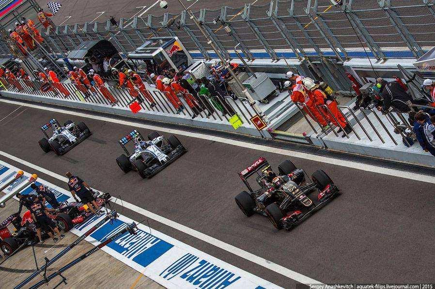 Формула-1 в Сочи