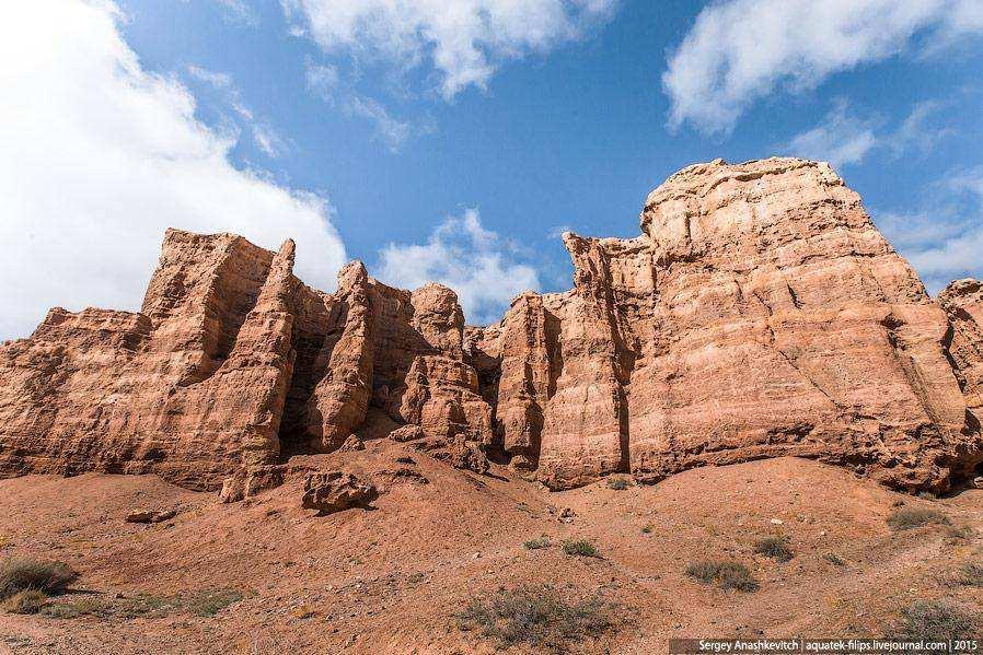 Гранд Каньон в Казахстане