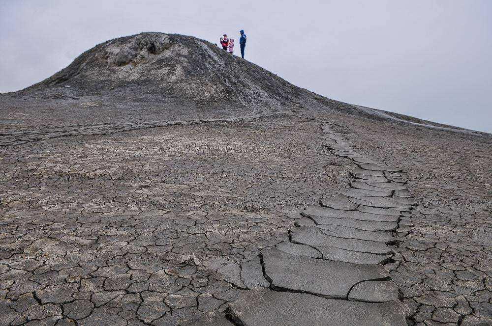 Грязевые вулканы Азербайджана