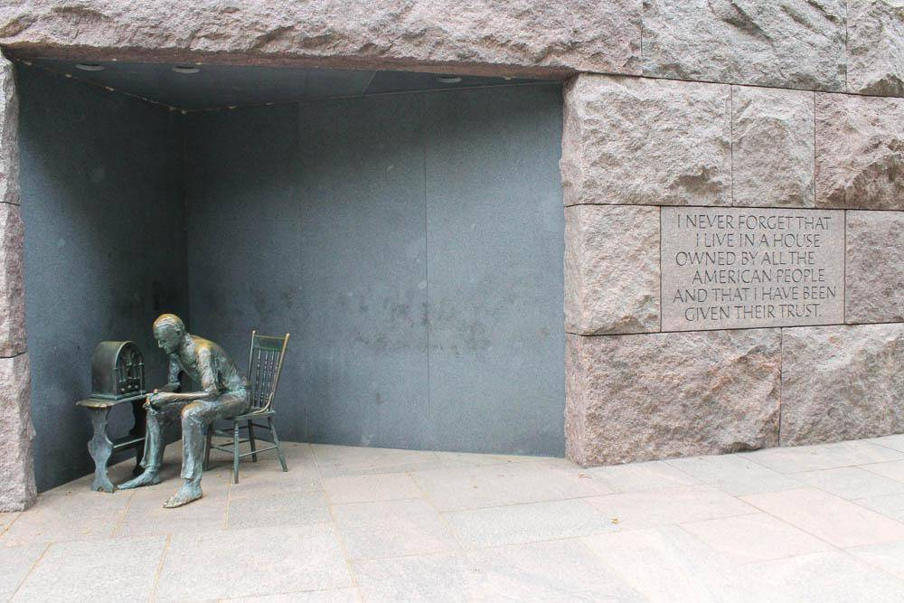 Мемориальный Вашингтон