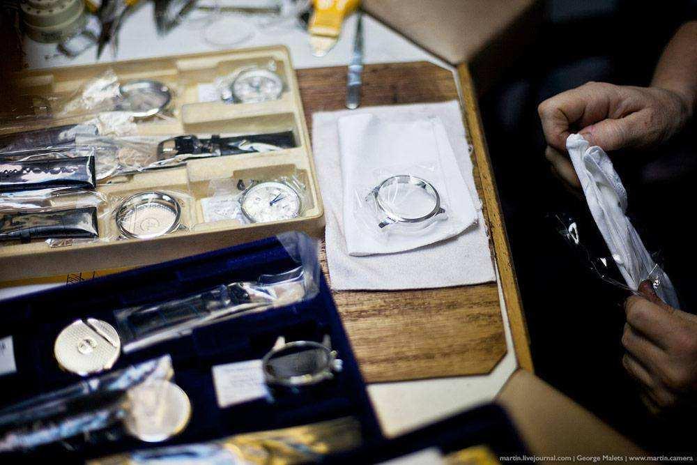 Как создаются отечественные часы