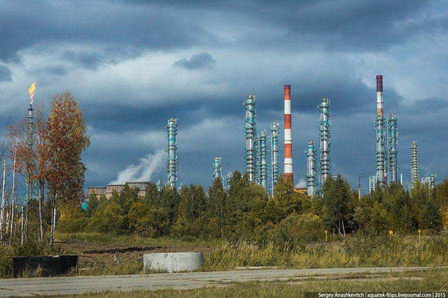Третий полимерный завод в мире