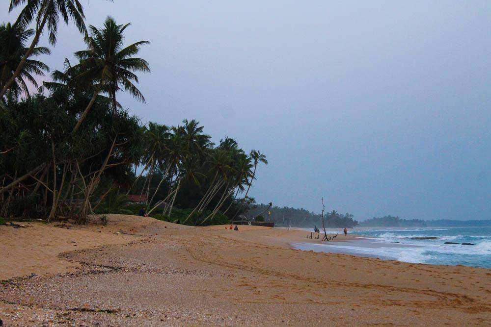 Шри-Ланкийский берег