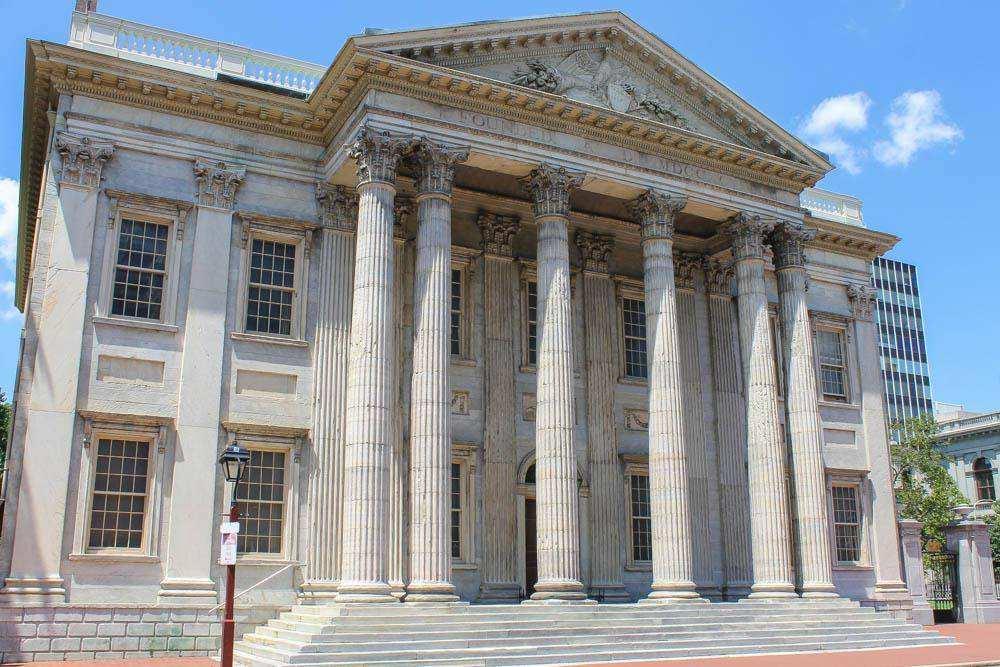 Второй Американский банк