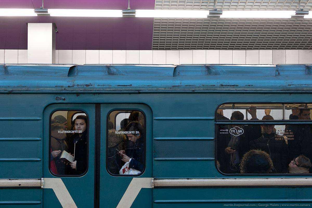 Открылась станция метро Технопарк