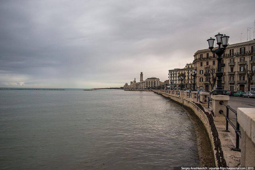 Столица итальянского каблука