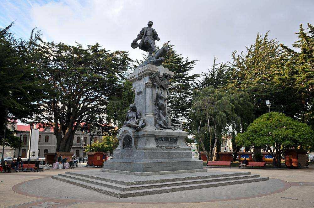 Магелланов памятник