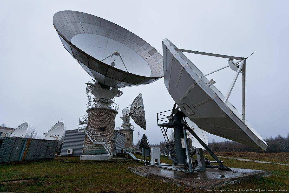 Центр космической связи