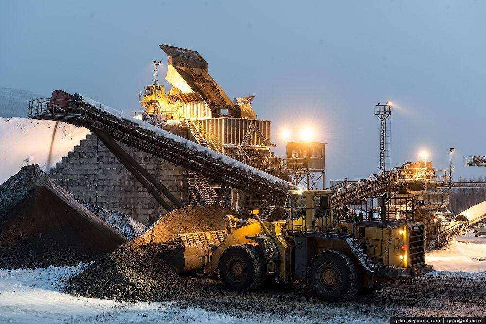 вахтовый комплекс для рудника шануч: