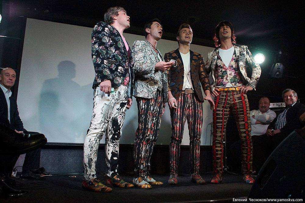 Таланты и поклонники Интеграла отмечают юбилей первой нашей рок-группы