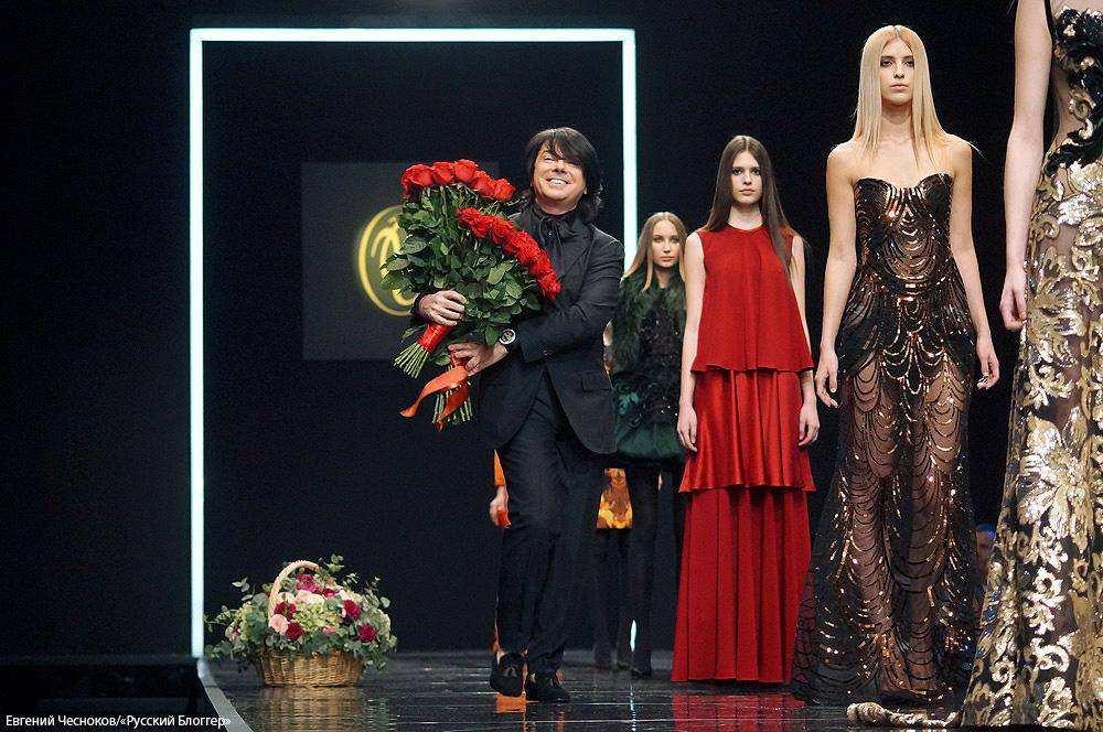 Юдашкин открыл Moscow Fashion Week