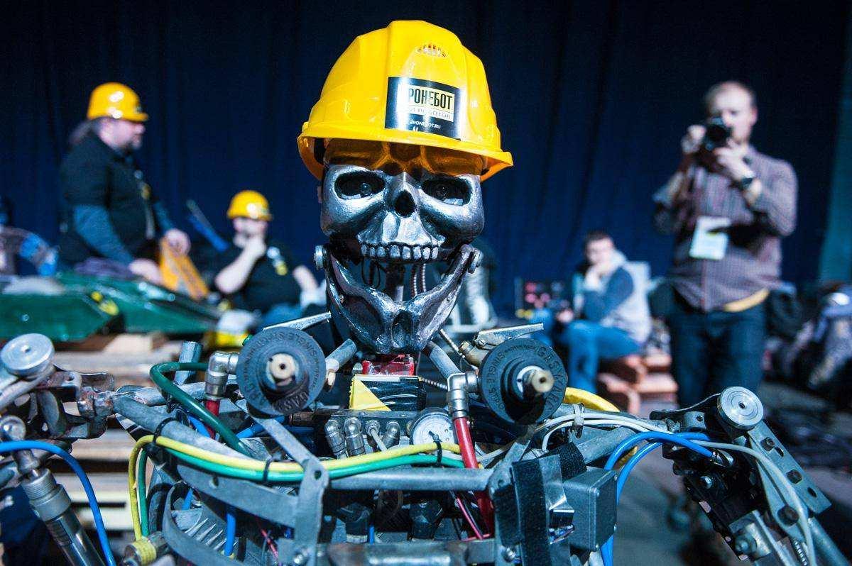 Посмотреть русских роботов фото лучших jego 6 фотография