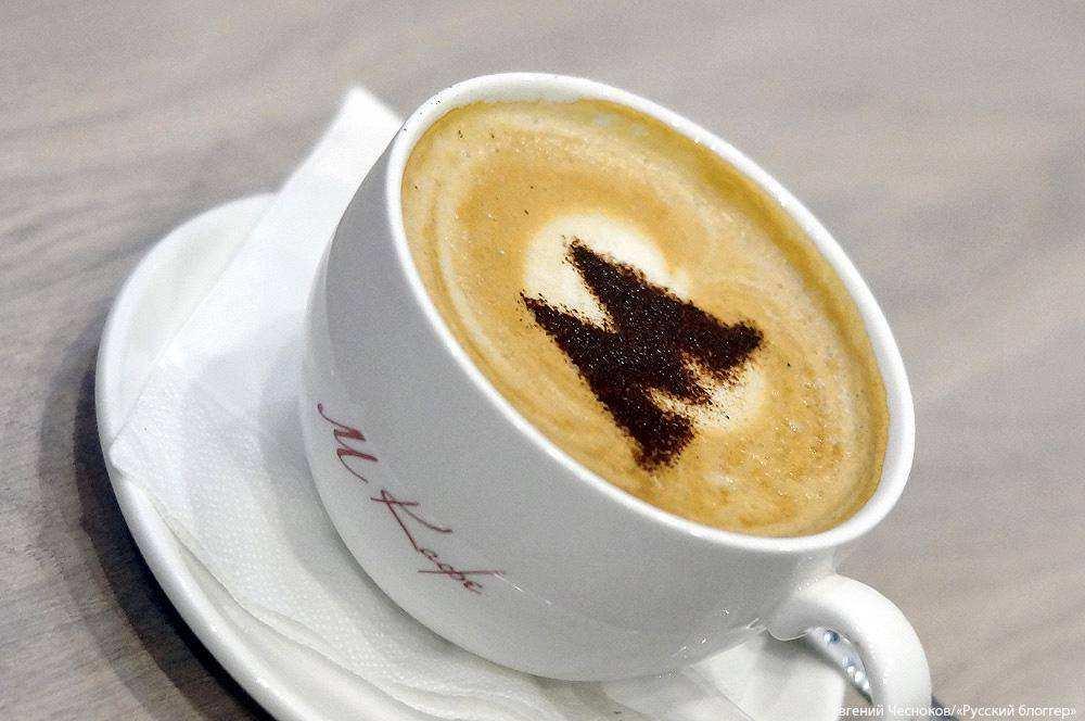 ВМосковском метрополитене открылась первая кофейня
