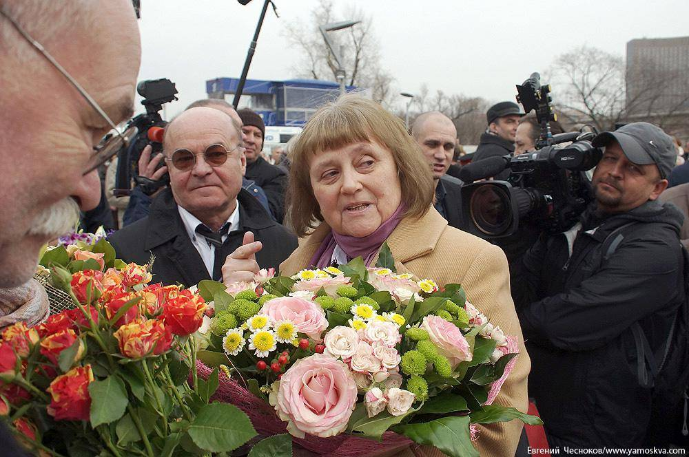 В Москве День космонавтики начали отмечать, не дожидаясь 12 апреля