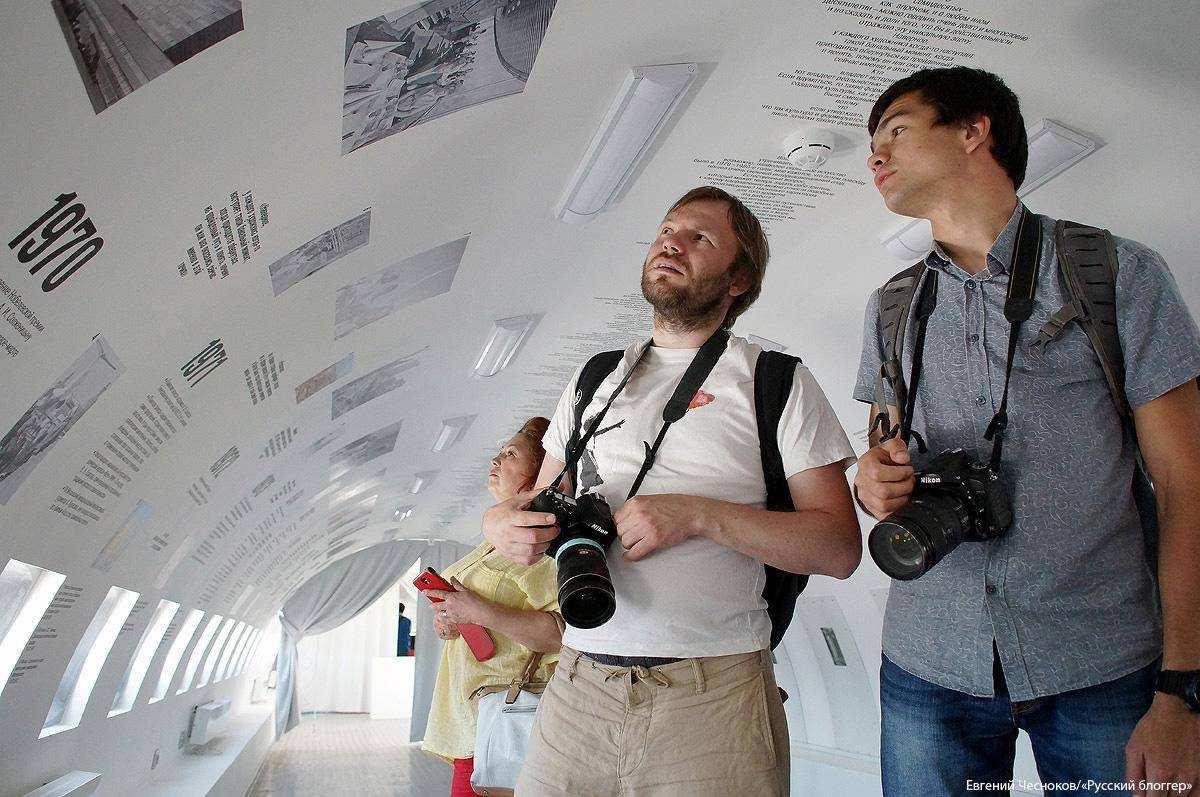 Летние выставки на ВДНХ