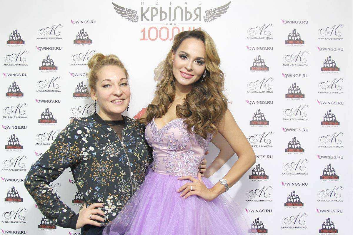 Вячеслав Зайцев иНадежда Бабкина открыли неделю моды Мерседес-Бенс