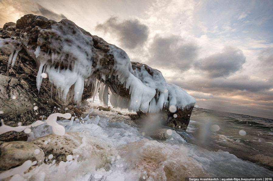 Ледниковый период в Крыму