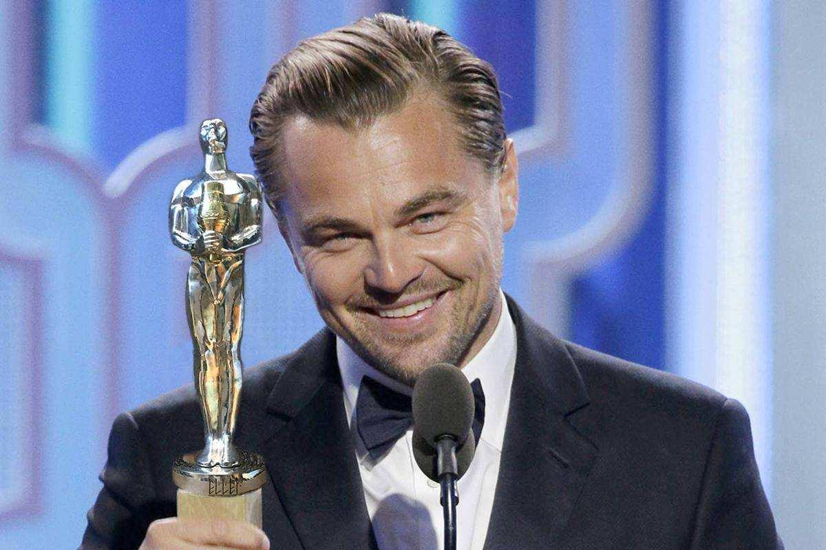 Оскар для Лео