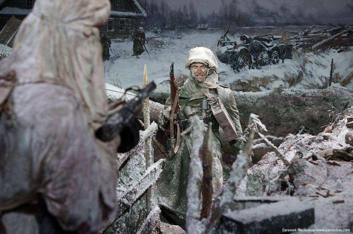 Трёхмерная панорама «Москва, сорок первый. Контрнаступление»