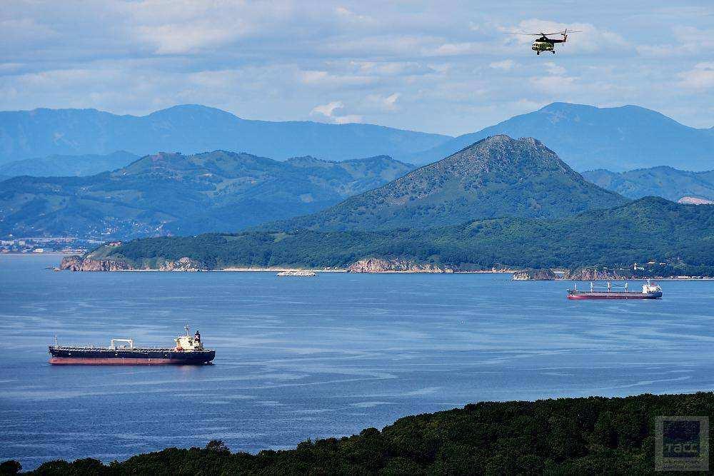 Нефтеналивной порт Козьмино