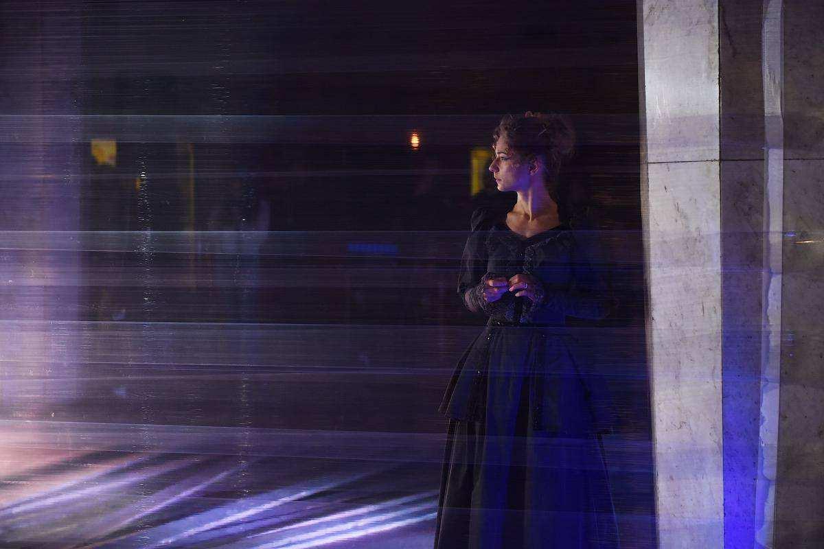 Академия Никиты Михалкова представила спектакль «Воскресение» вмосковском метро