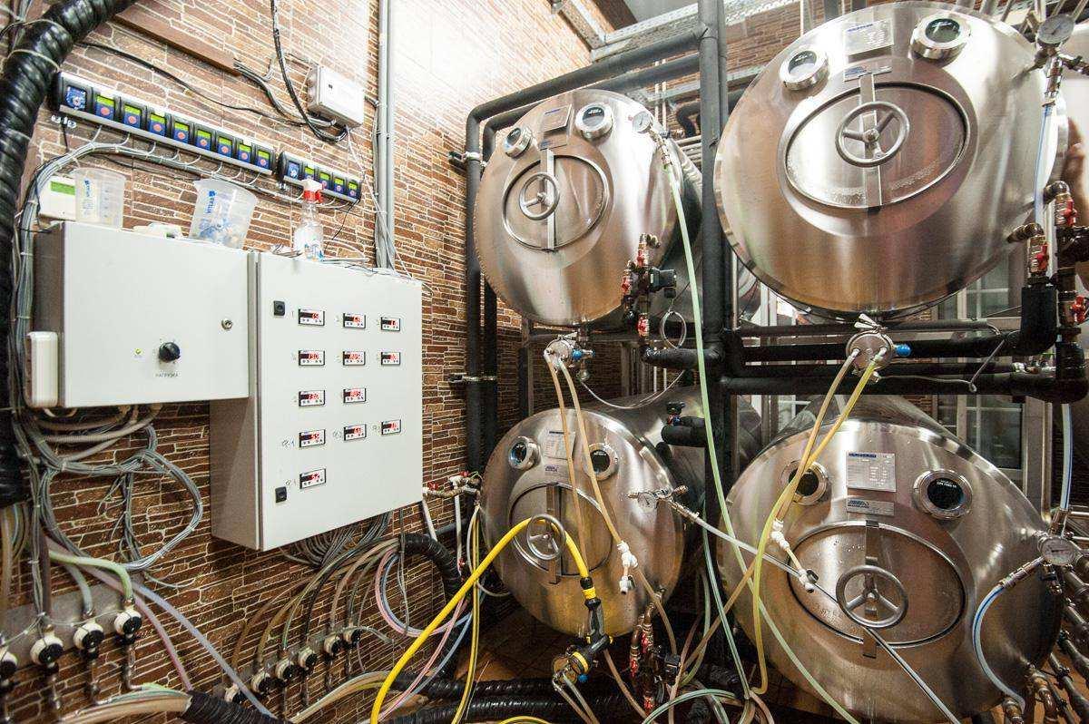 Экскурсия по пивоварне 1516