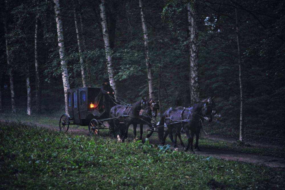 Съемки нового фильма Святослава Подгаевского «Невеста»
