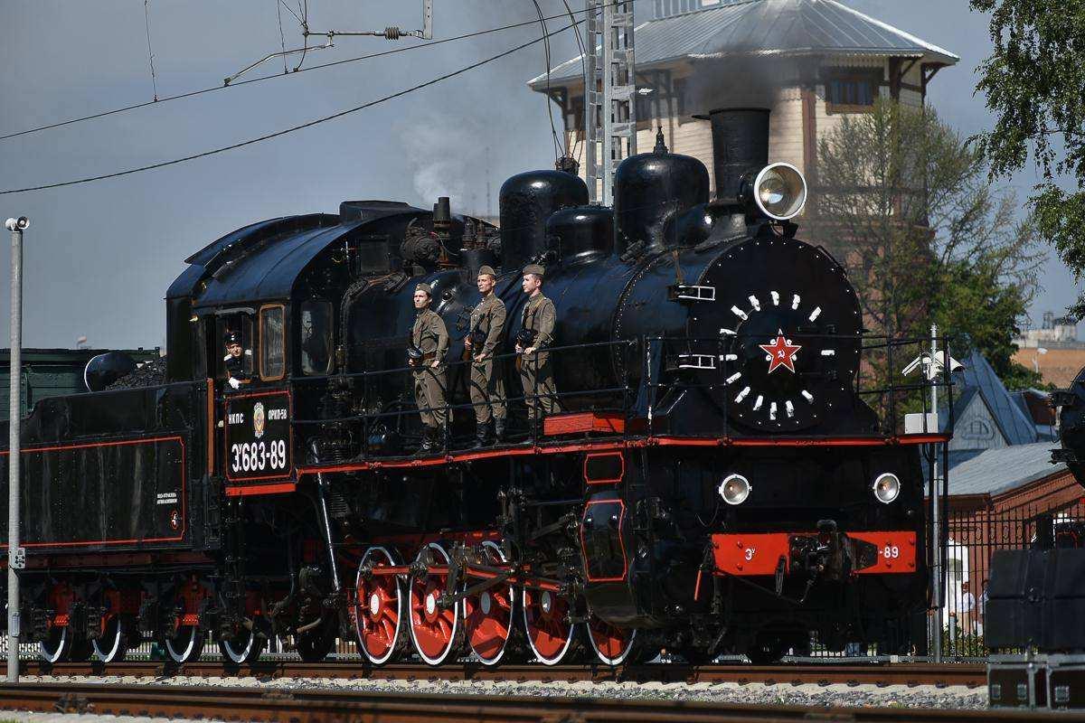 День железнодорожника 2016