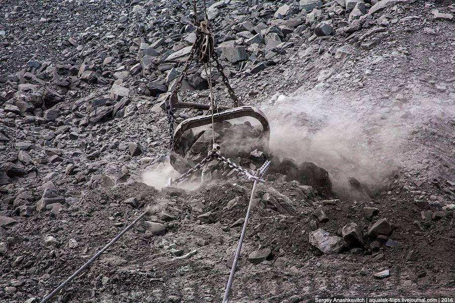 Супермашины угольных разрезов